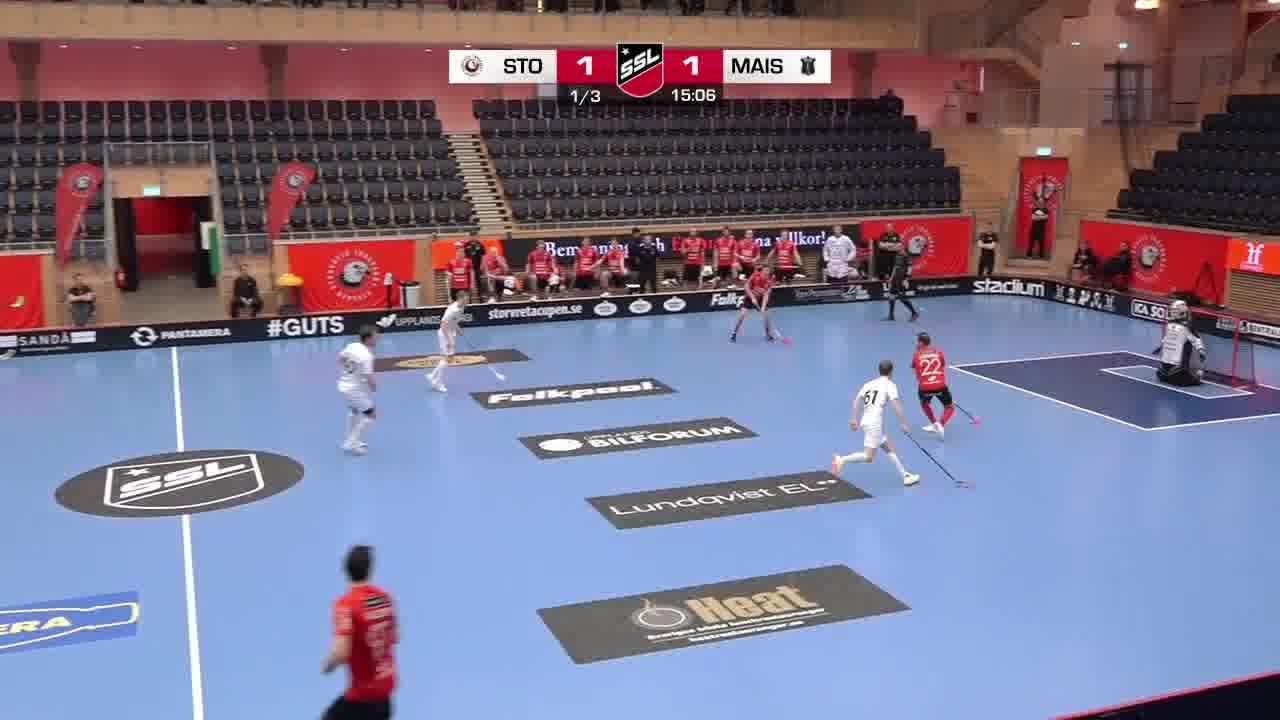Highlights: Storvreta IBK-Mullsjö AIS