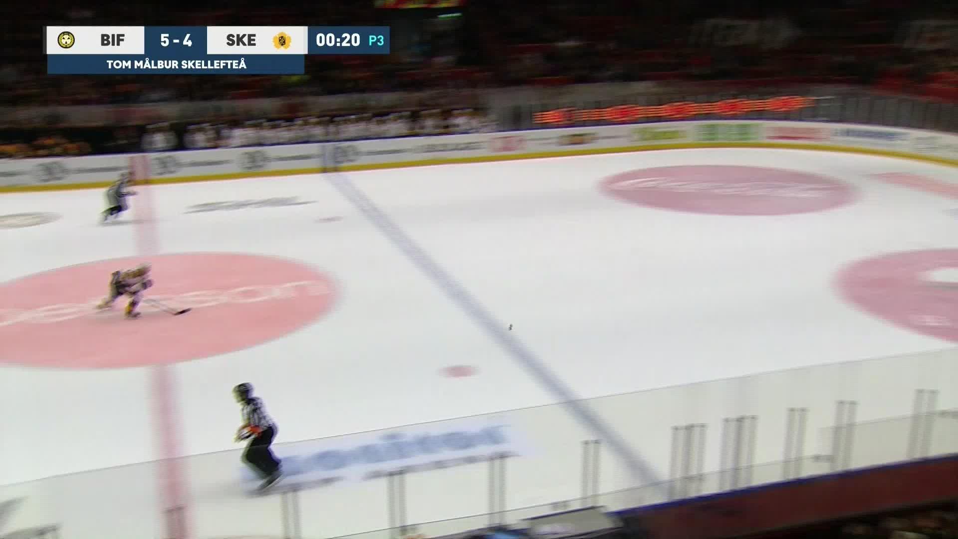 Brynäs IF - Skellefteå AIK 6-4