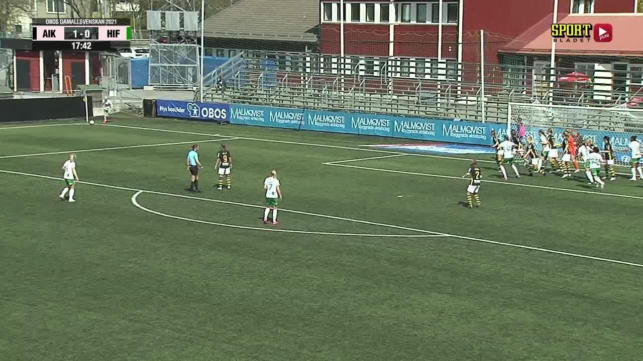 Highlights: AIK - Hammarby