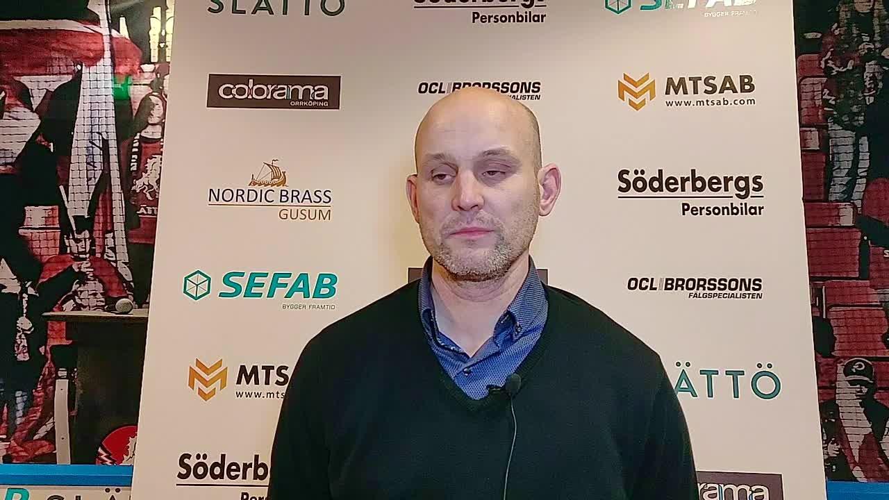 Tony Zabel efter Karlskoga