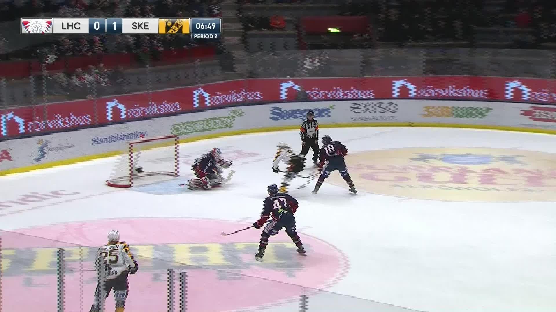 Linköping HC - Skellefteå AIK 0-2