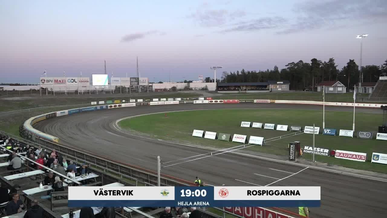Highlights: Västervik - Rospiggarna