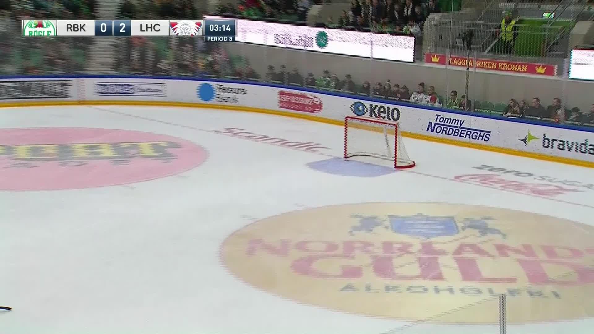 Rögle BK - Linköping HC 0-3