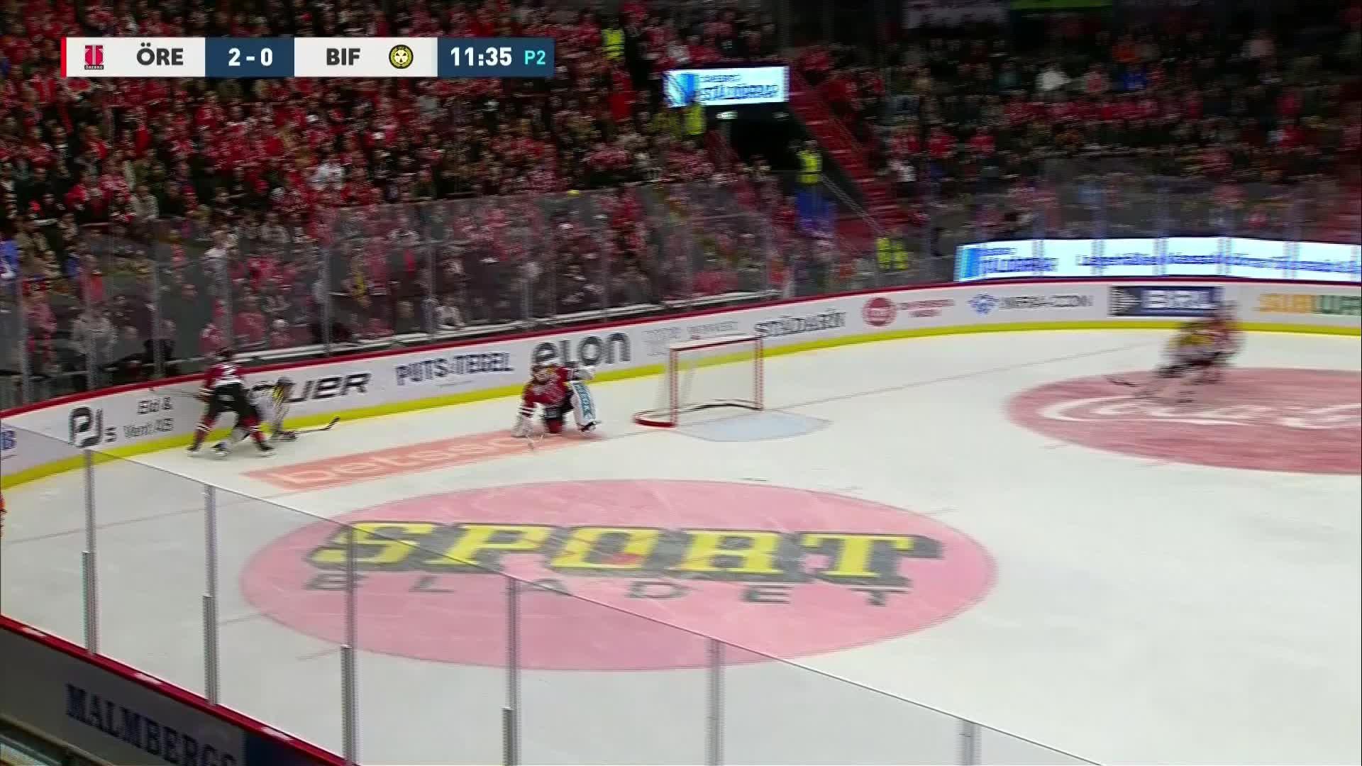 Örebro Hockey - Brynäs IF 2-1