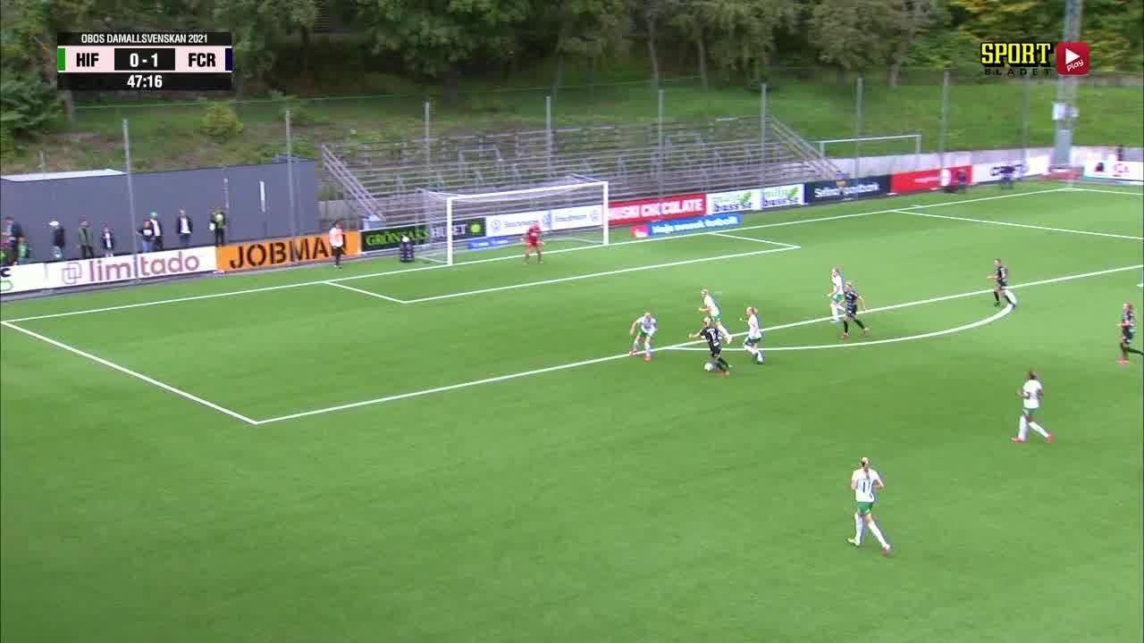 Highlights: Hammarby-Rosengård