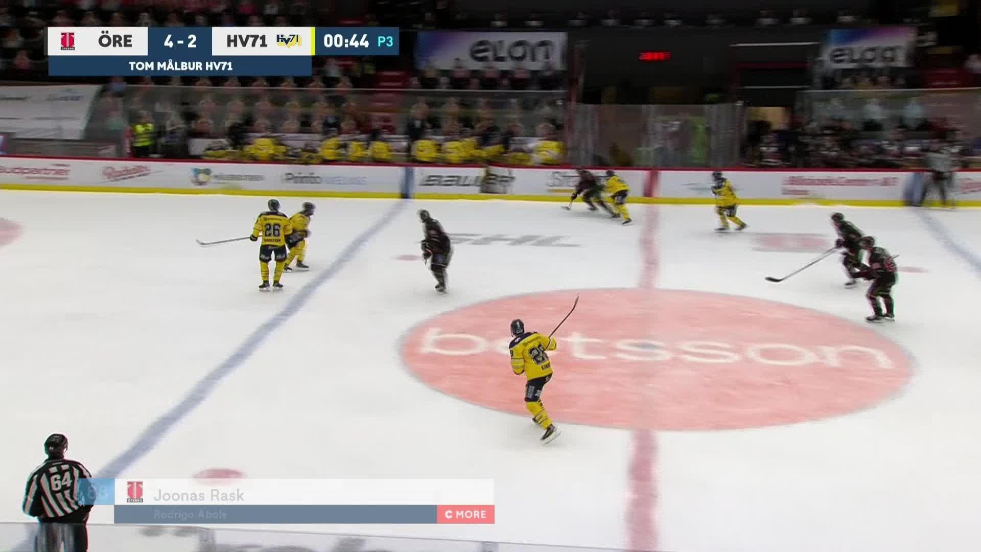 Örebro Hockey - HV71 5-2