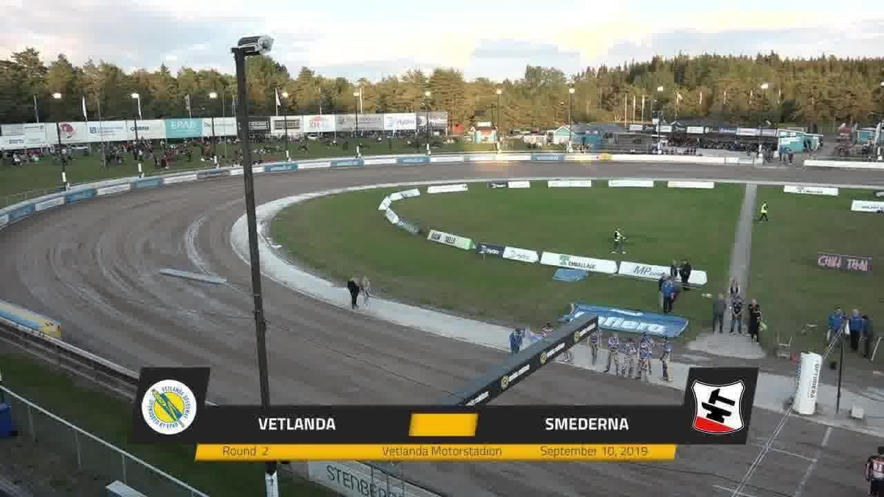 Highlights - Vetlanda - Eskilstuna Smederna