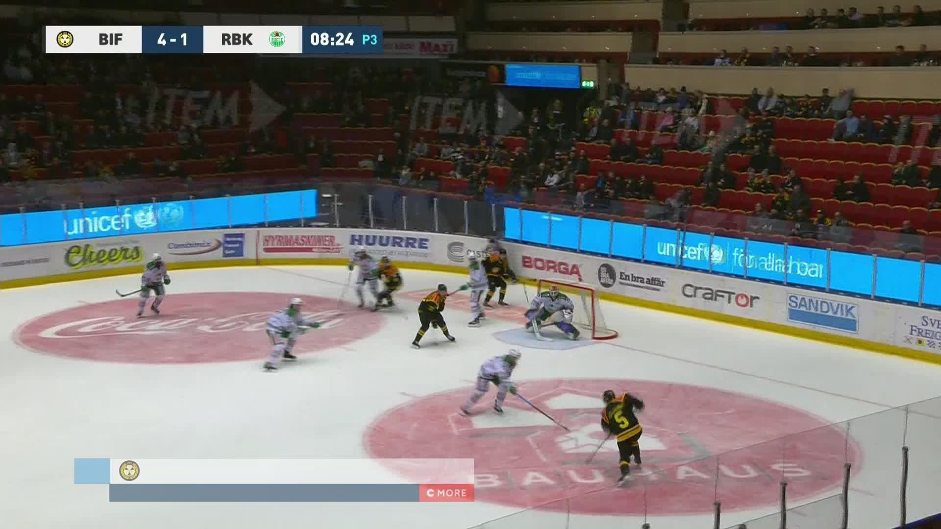 Brynäs IF - Rögle BK 5-1