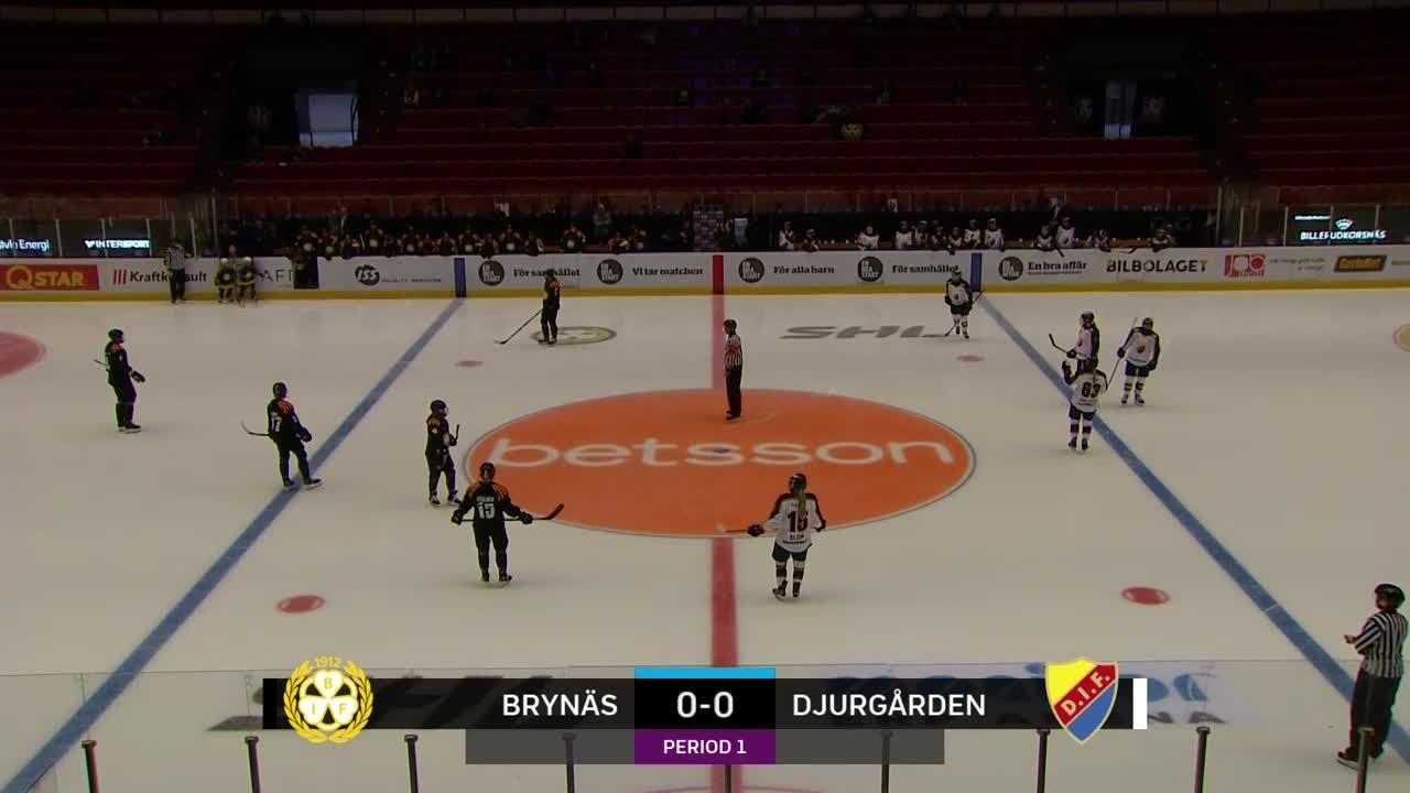 Brynäs-Djurgården 10 okt