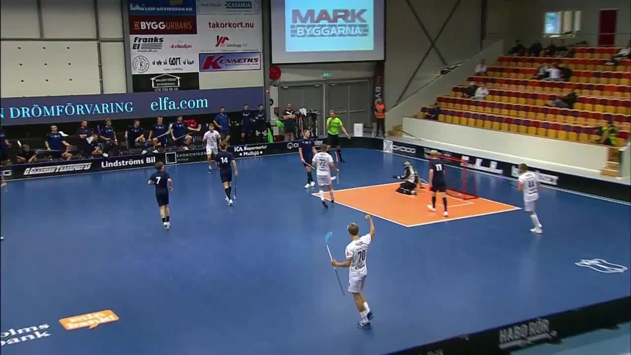 Highlights efter Mullsjö AIS-Fagerhult - Svenska Cupen