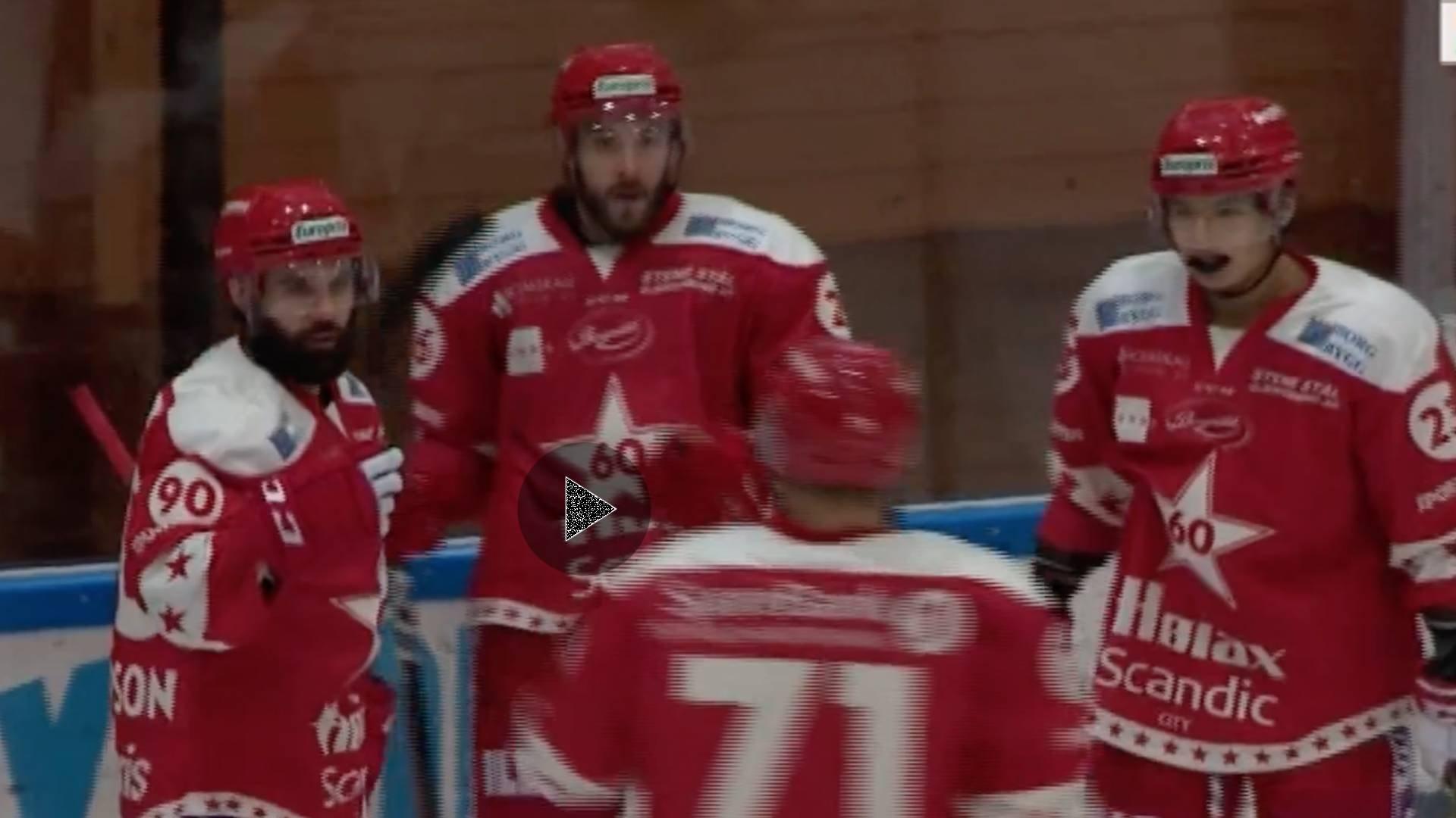 Highlights Stjernen 3 - 1 Sparta