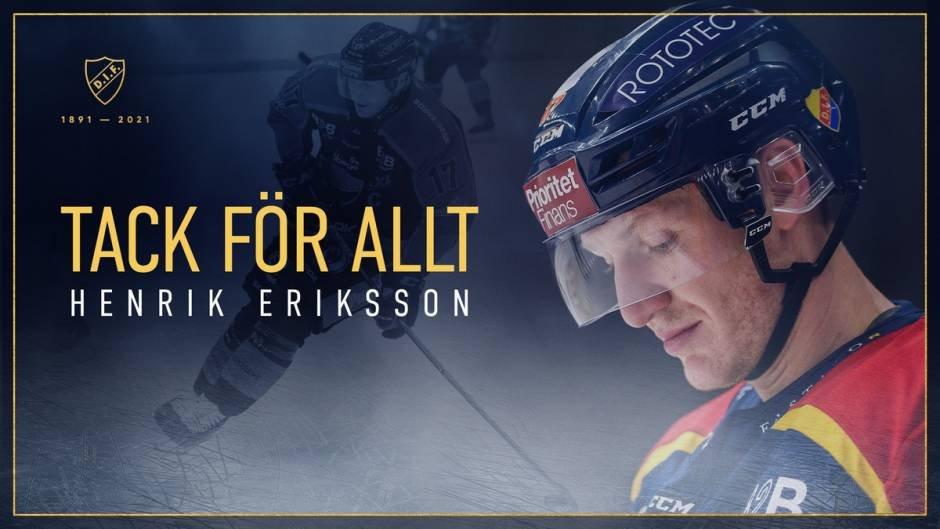 Tack Henrik Eriksson | Djurgården 2008-2021