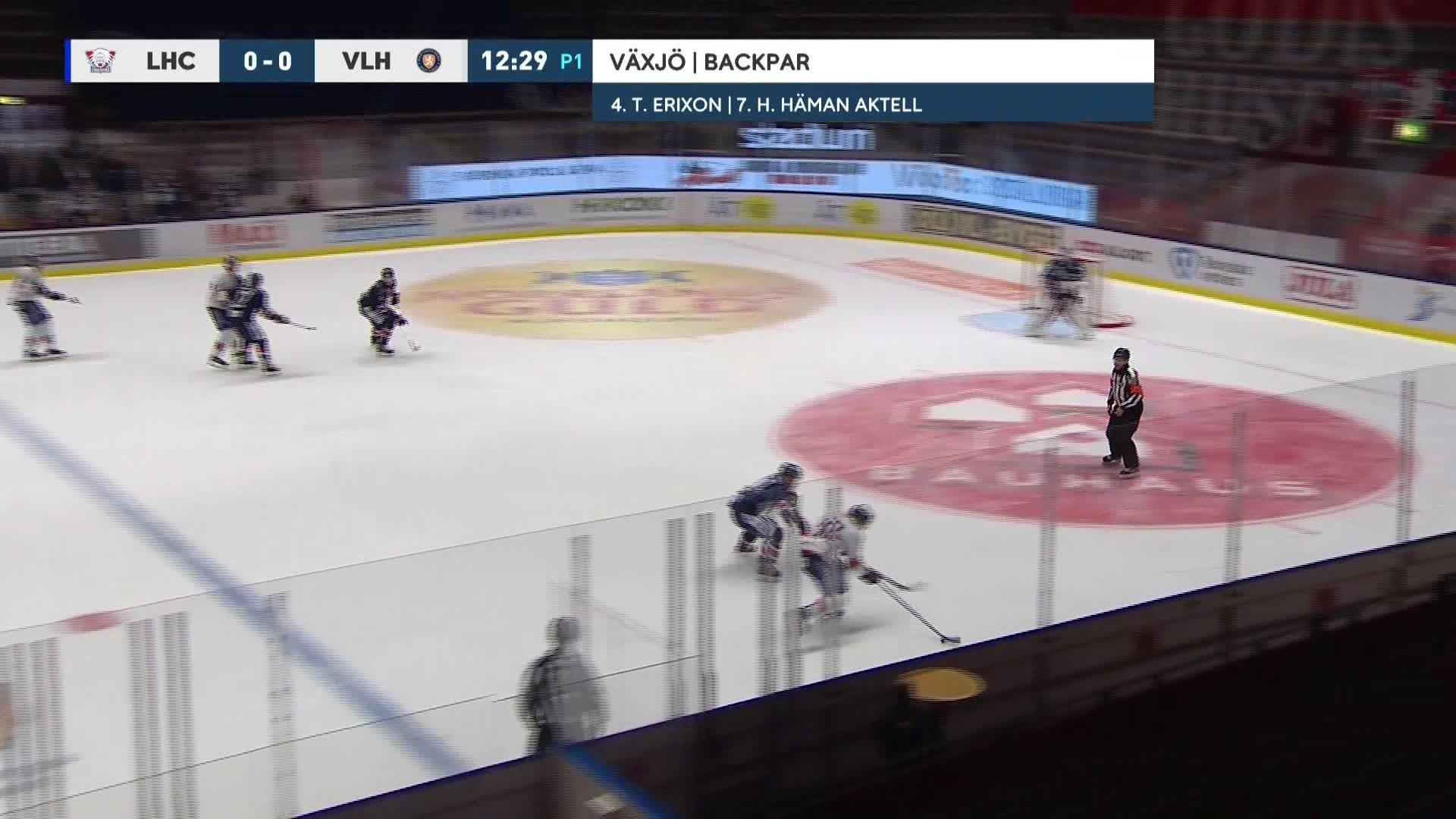 Linköping HC - Växjö Lakers 0-1