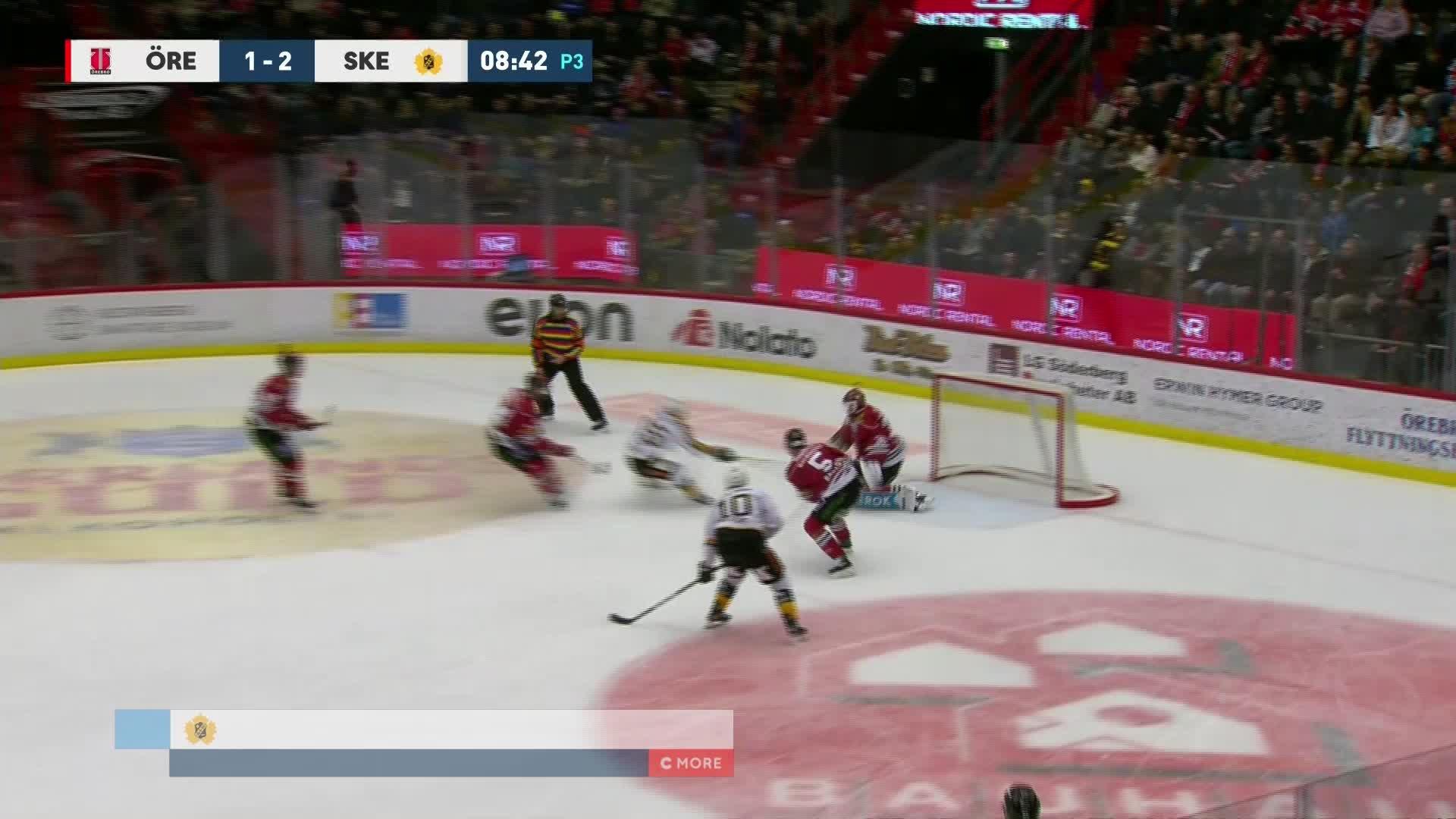 Örebro Hockey - Skellefteå AIK 1-3