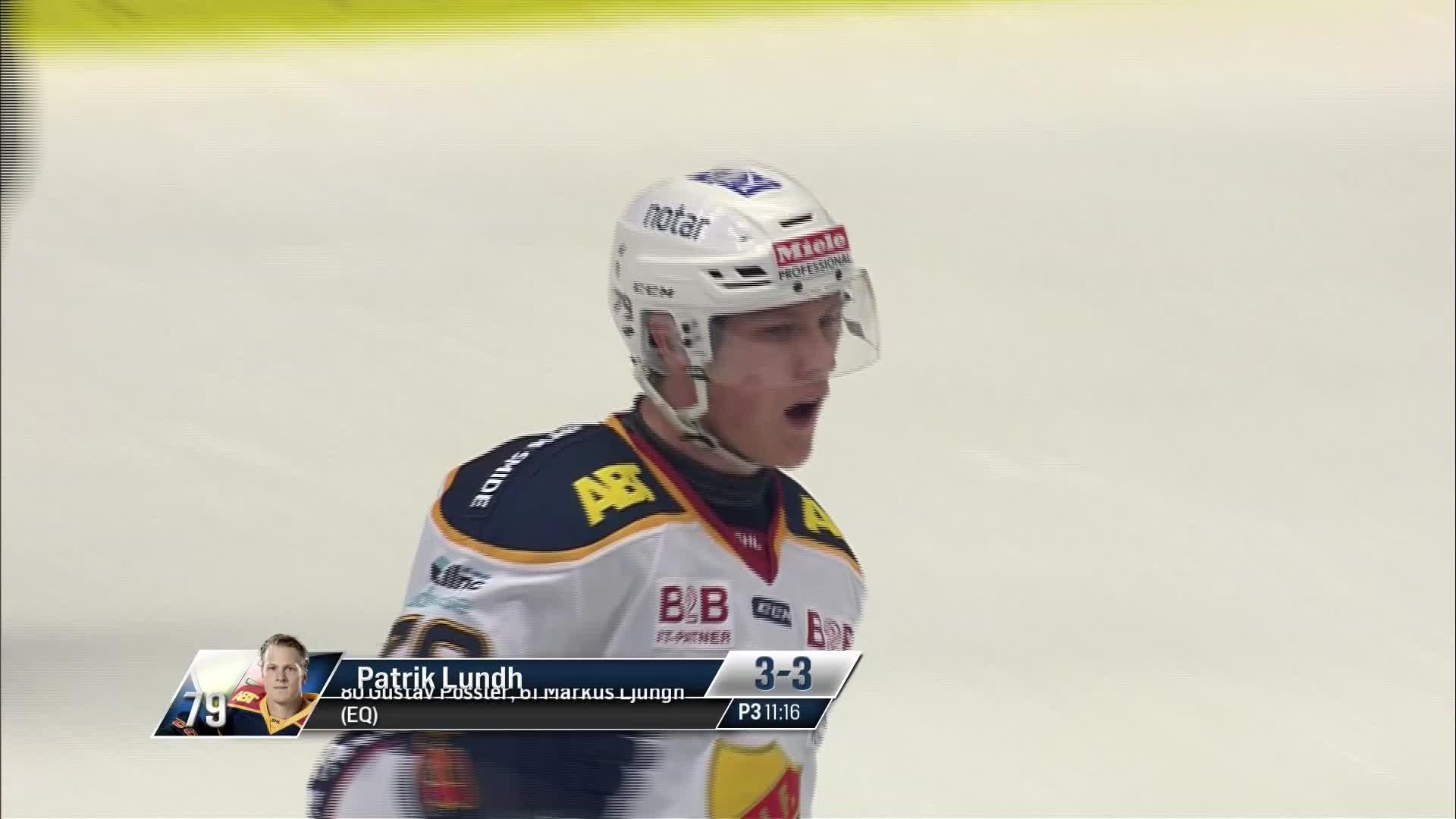 Växjö Lakers - Djurgården Hockey 3-3