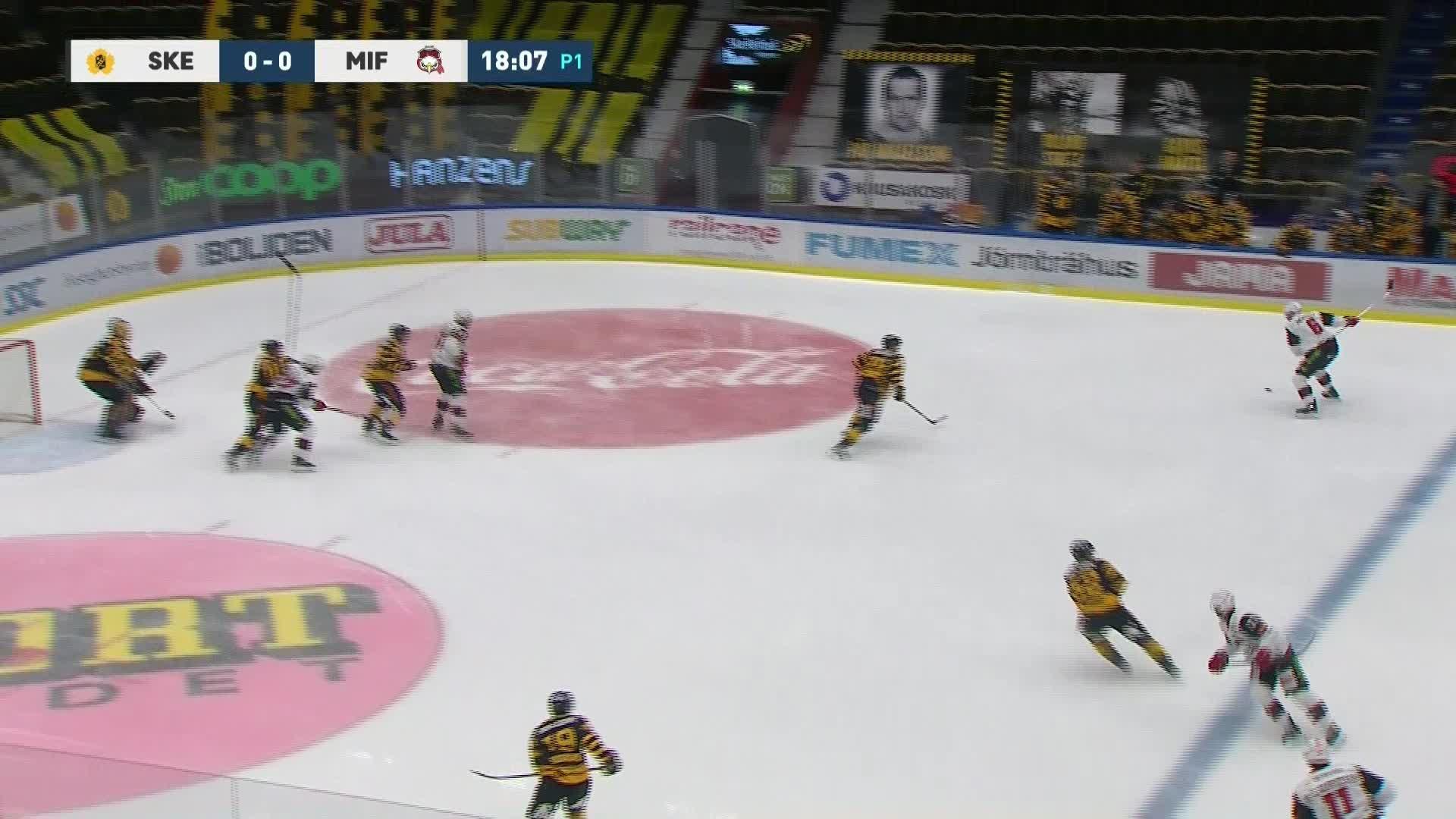 Skellefteå AIK - Malmö Redhawks 0-1