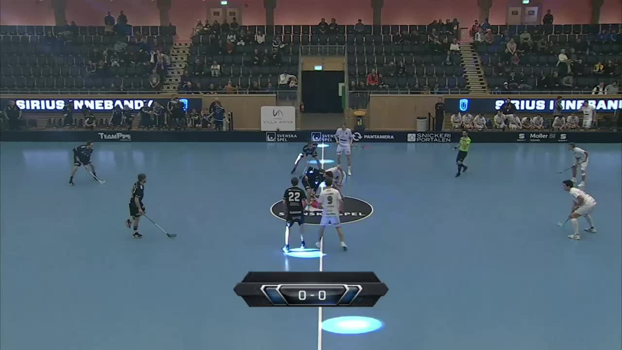 Highlights Sirius-Kalmarsund 5 mars