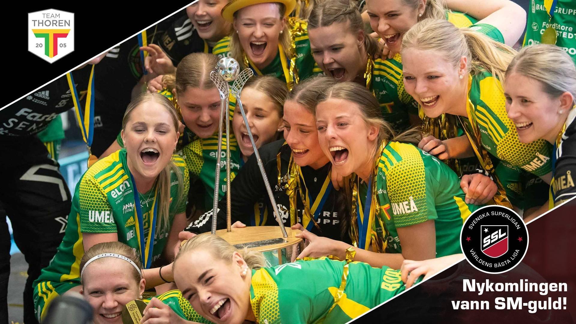 Veckans Wow: Nykomlingen vann SM-guld!