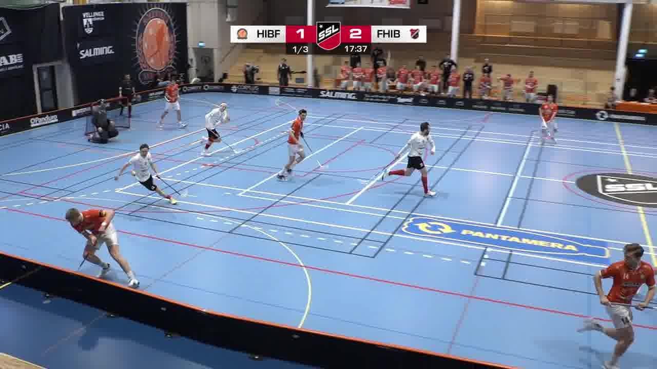 Highlights: Höllvikens IBF - Fagerhult Habo IB