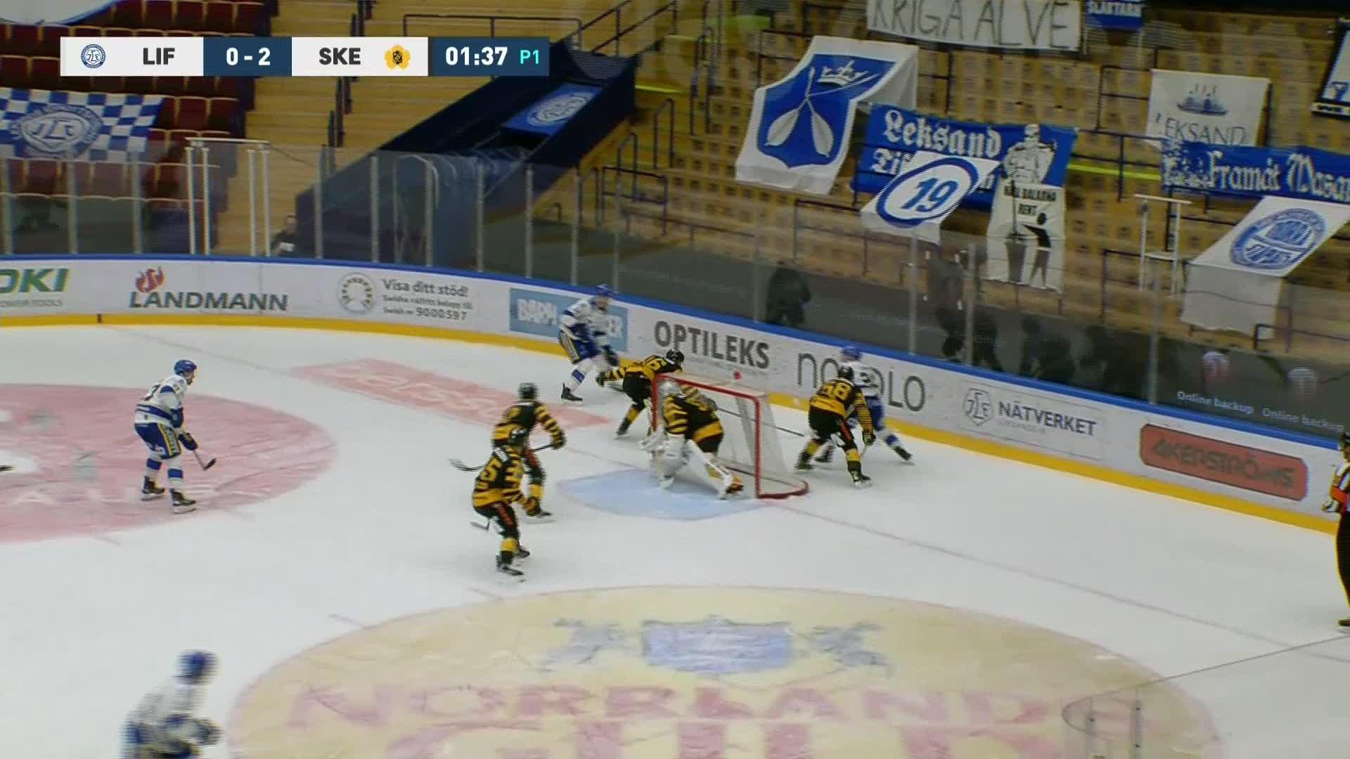 Leksands IF - Skellefteå AIK 1-2