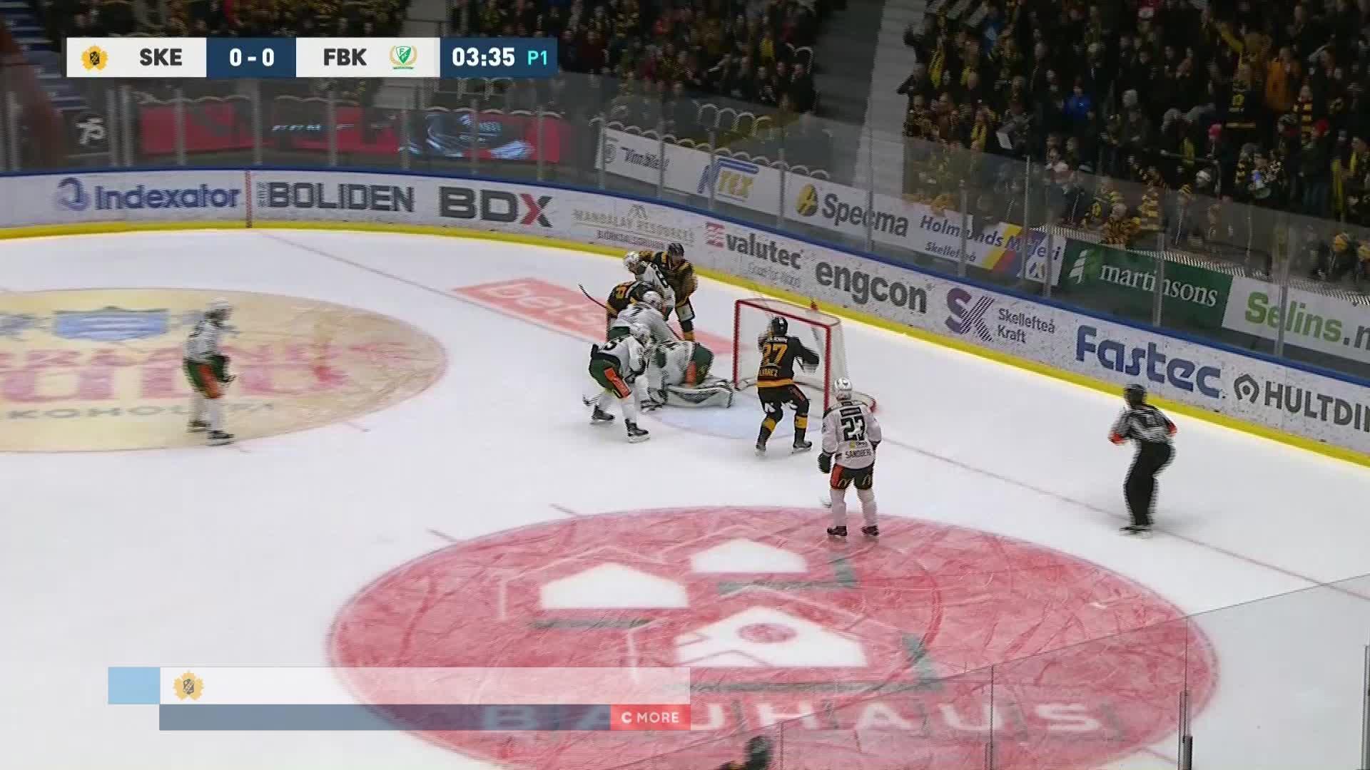 Skellefteå AIK - Färjestad BK 1-0