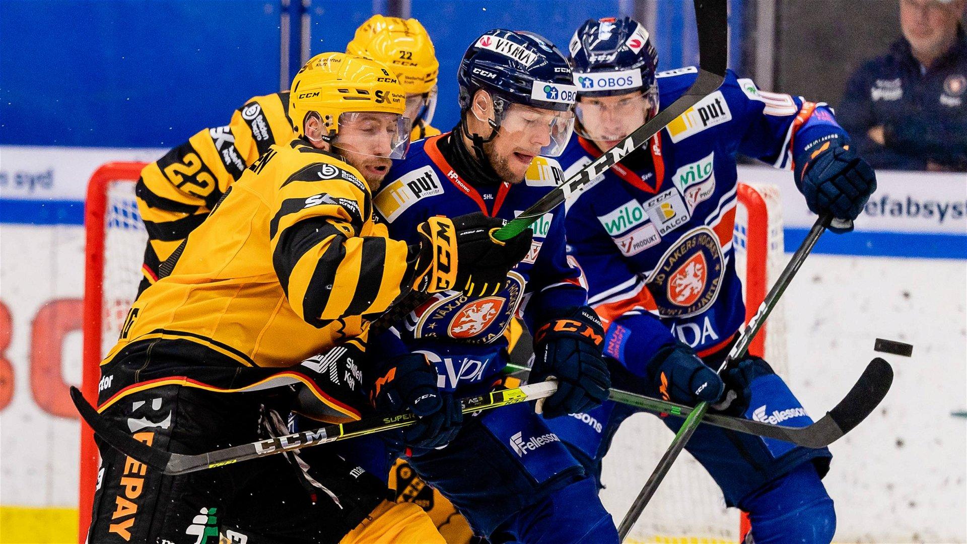 Växjö Lakers - Skellefteå AIK