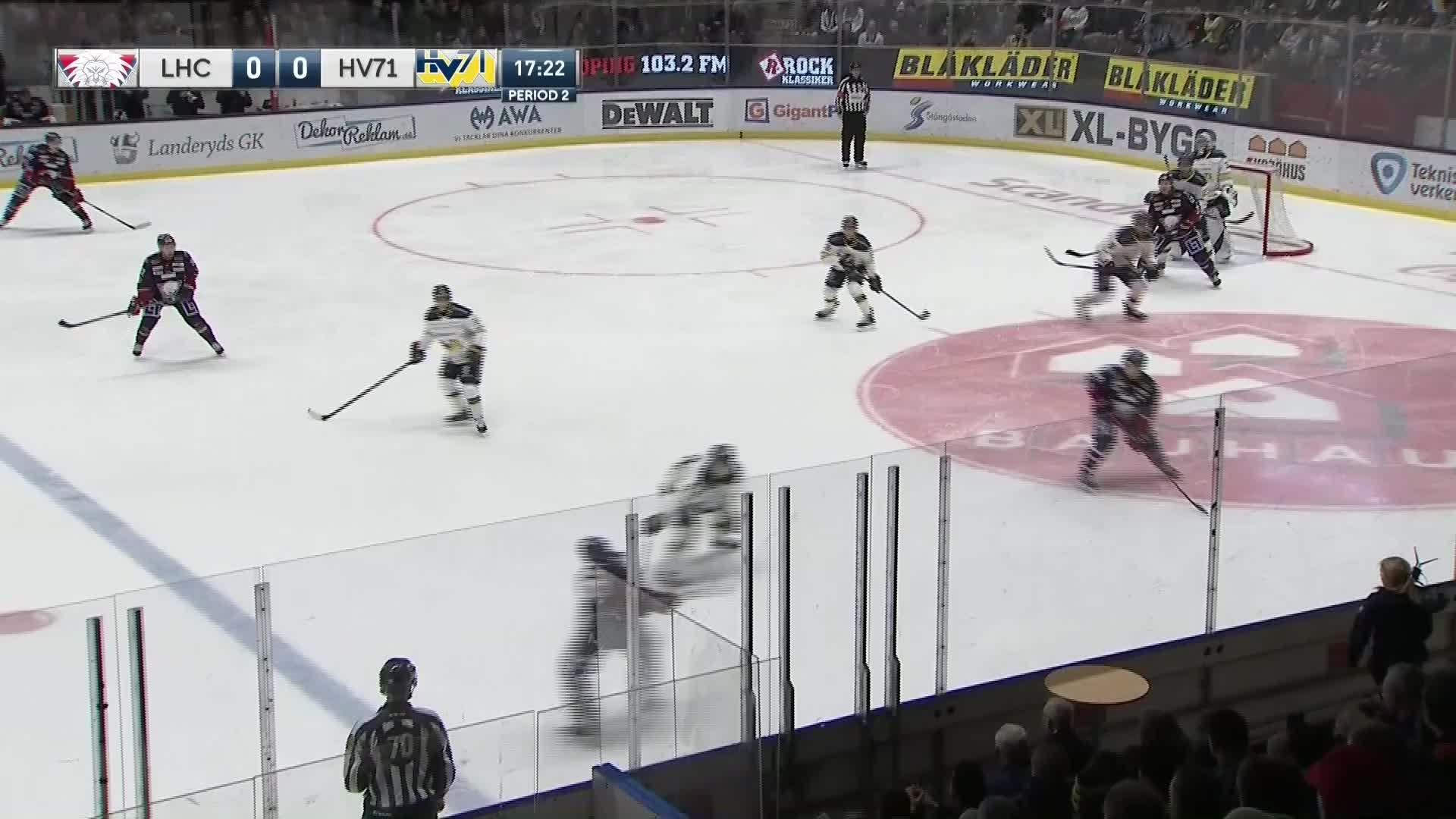 Linköping HC - HV71 1-0