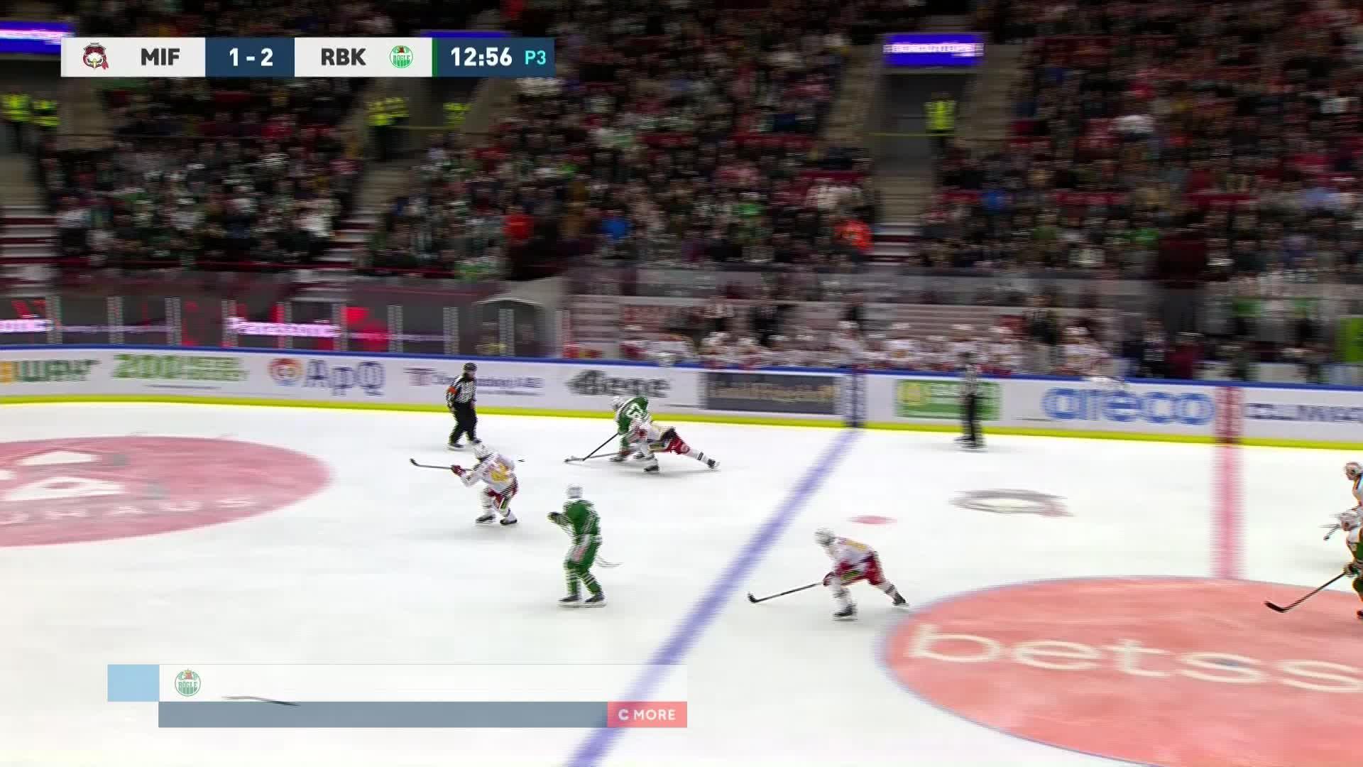 Malmö Redhawks - Rögle BK 1-3
