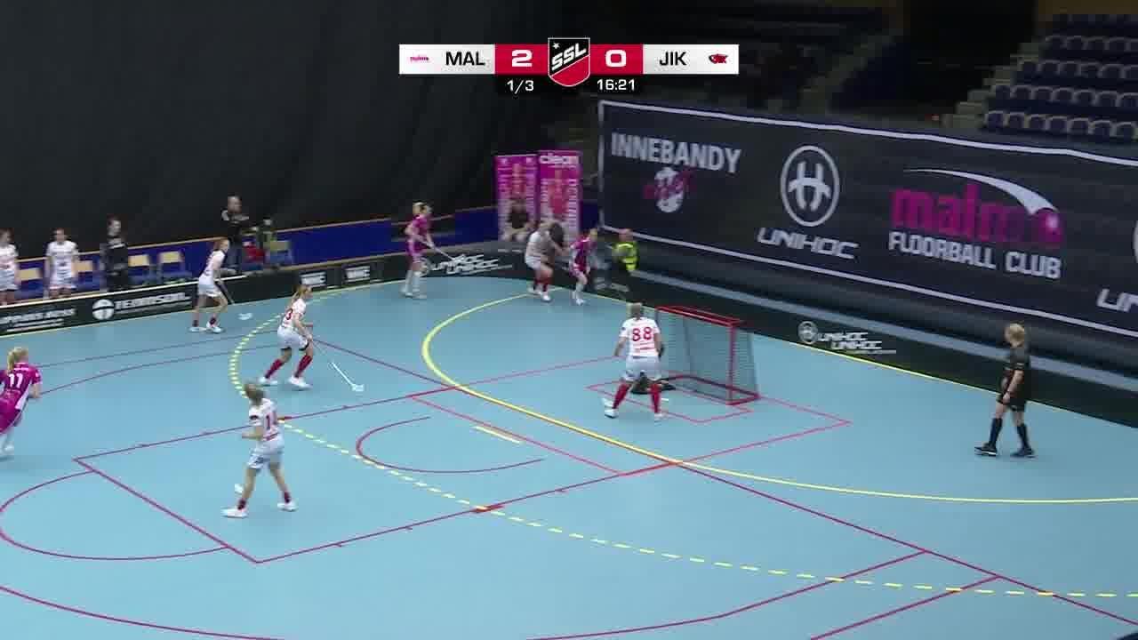 Highlights: Malmö FBC - Jönköpings IK