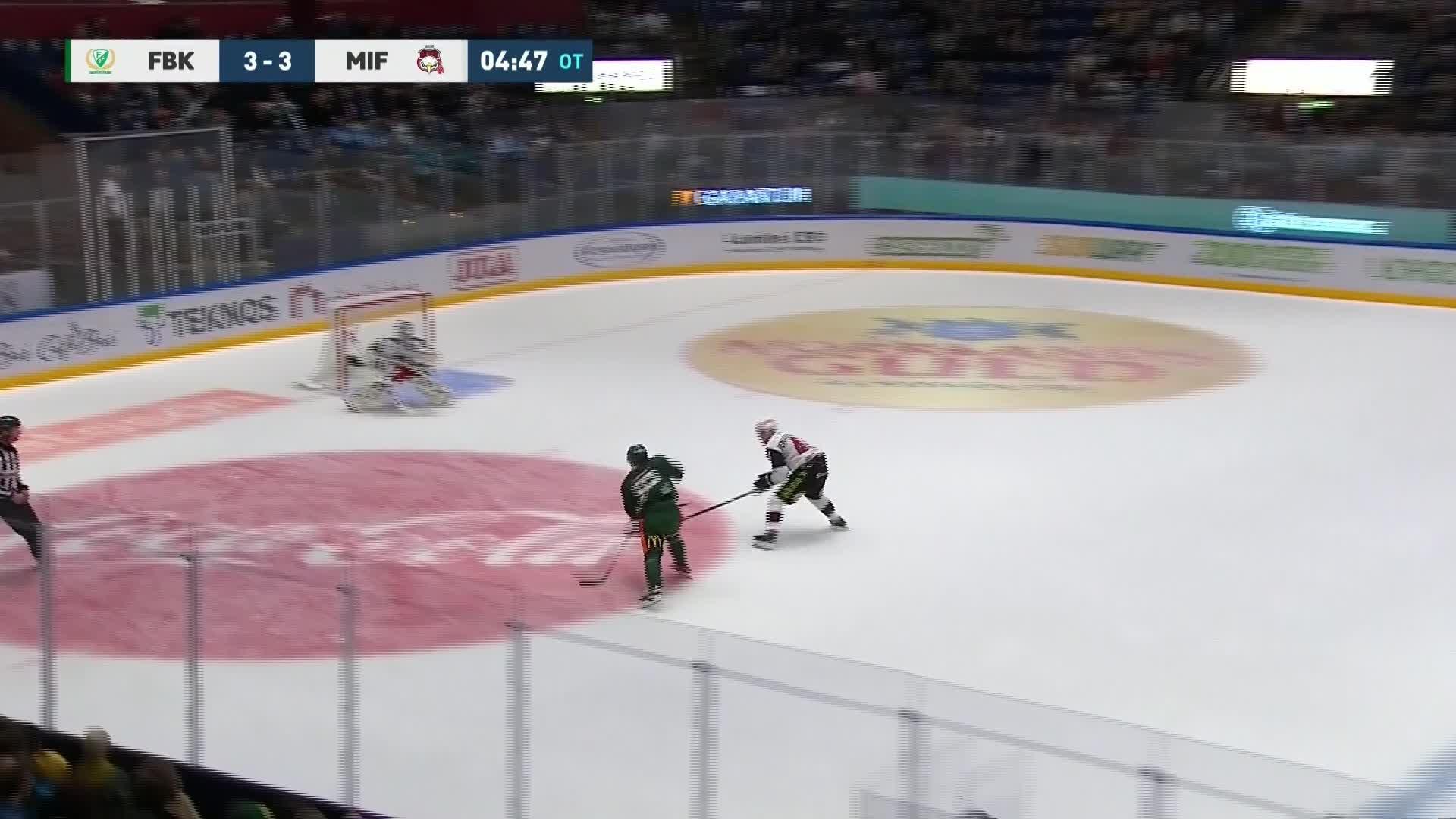 Färjestad BK - Malmö Redhawks 4-3