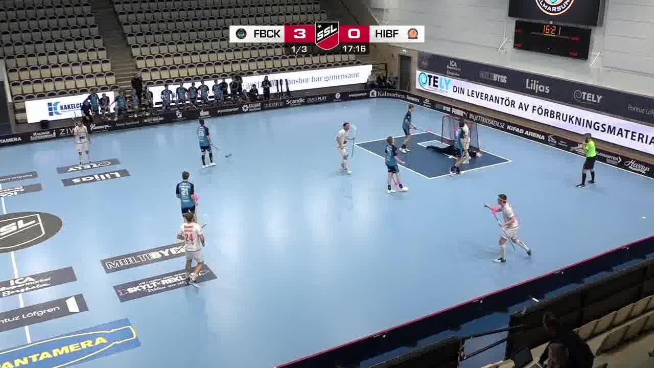 Highlights: FBC Kalmarsund - Höllvikens IBF