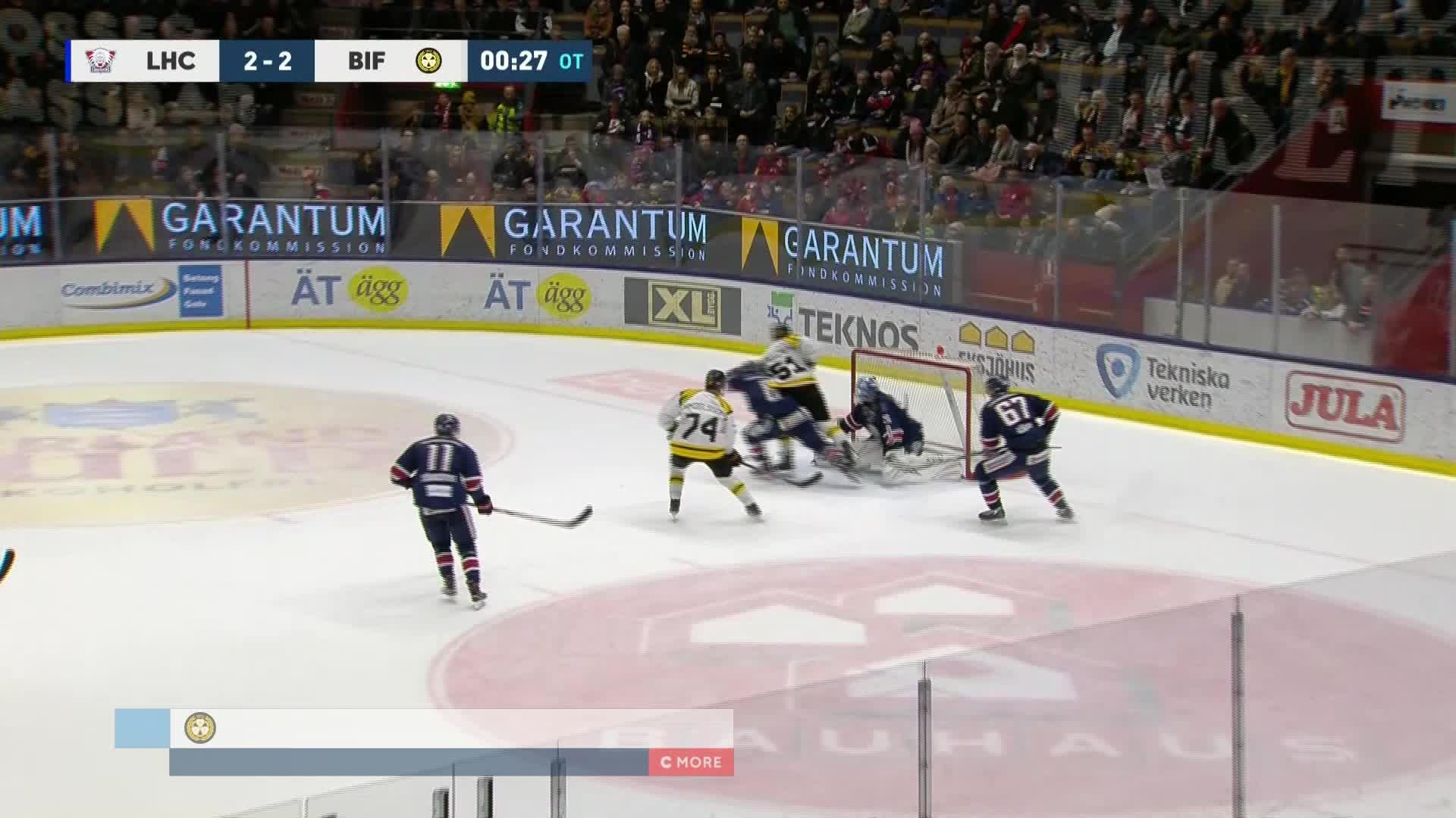 Linköping HC - Brynäs IF 2-3