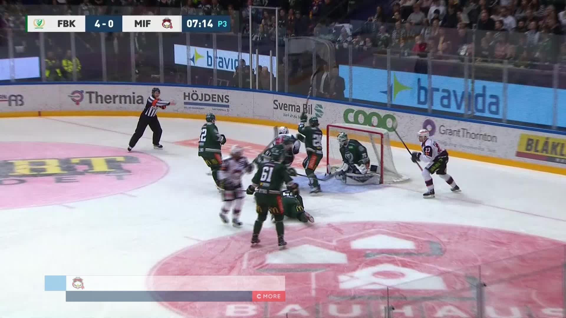 Färjestad BK - Malmö Redhawks 4-1