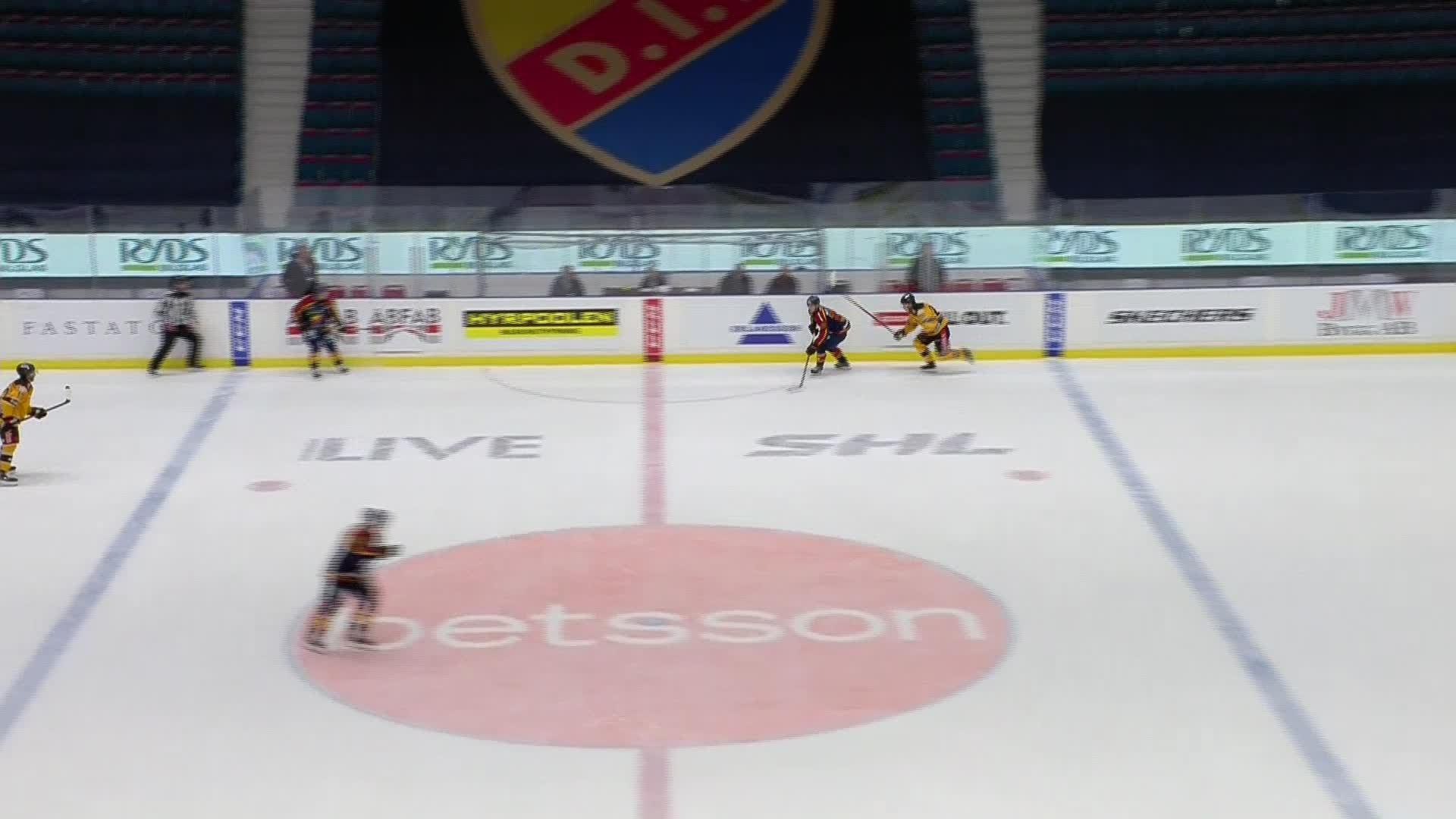 Djurgården Hockey - Luleå Hockey 3-2
