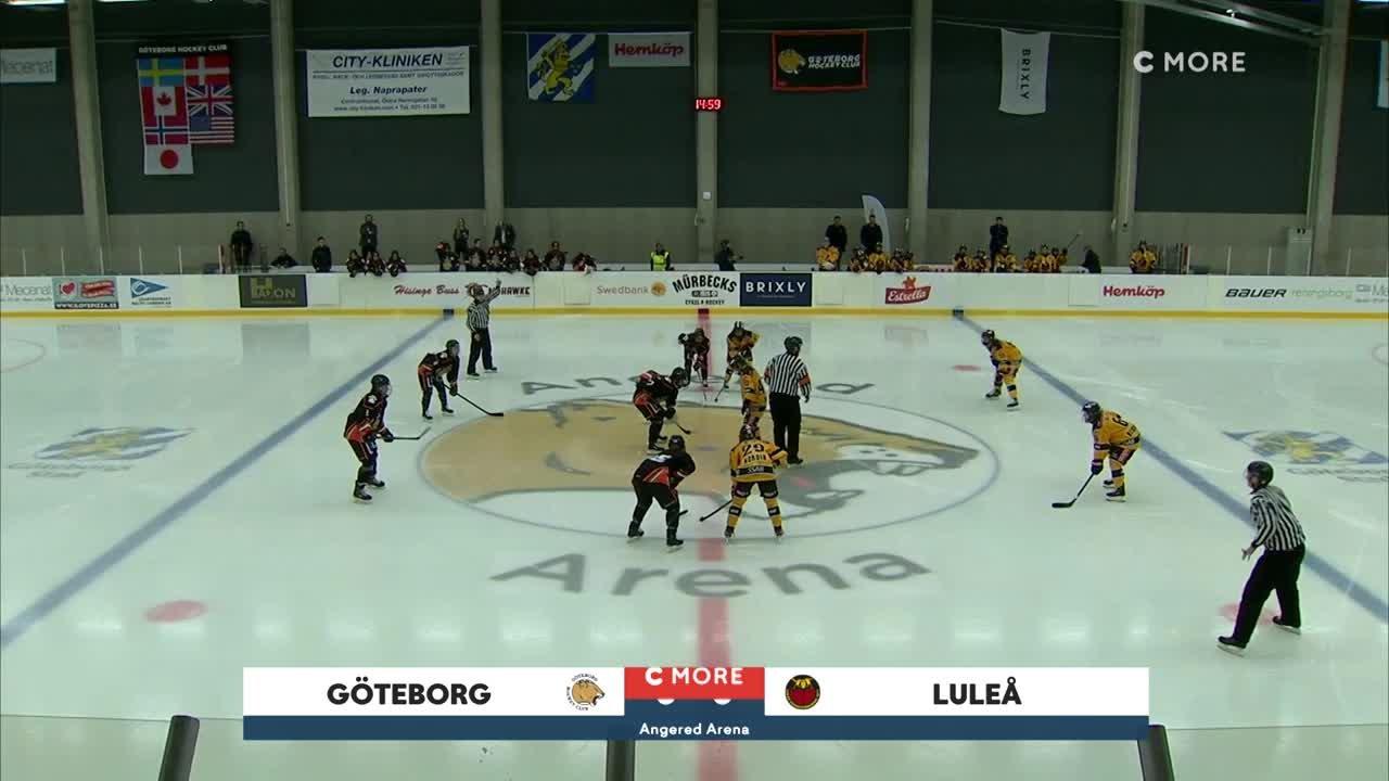 Highlights: Göteborg-Luleå/MSSK 13 sept