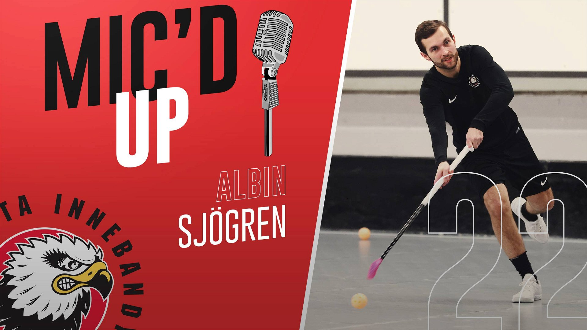 Mic'd Up – Albin Sjögren