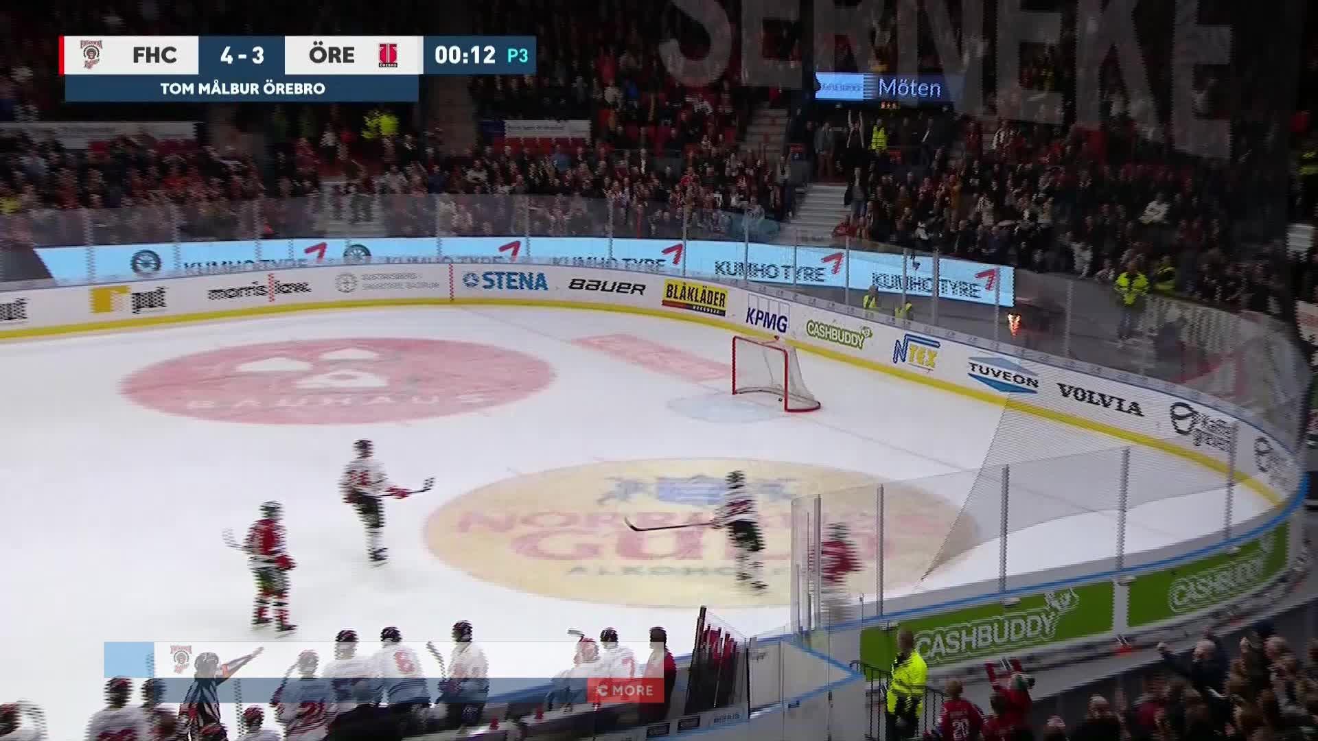 Frölunda HC - Örebro Hockey 5-3