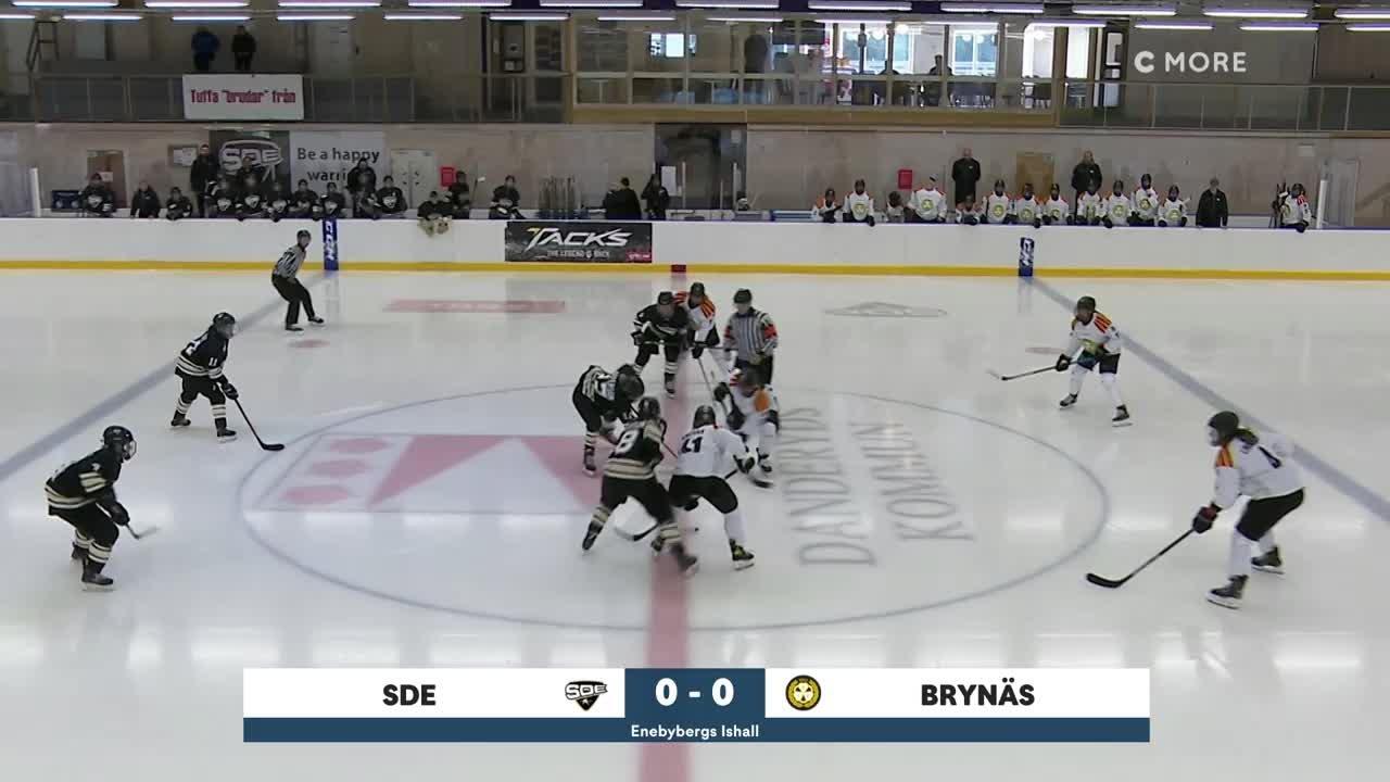 Highlights: SDE-Brynäs 19 sept