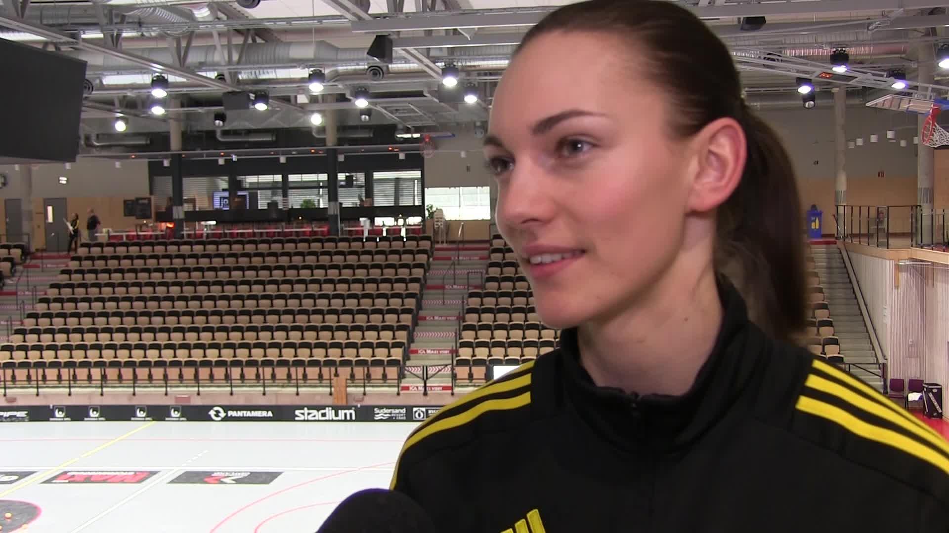 Thea Ekholt om sitt nya kontrakt