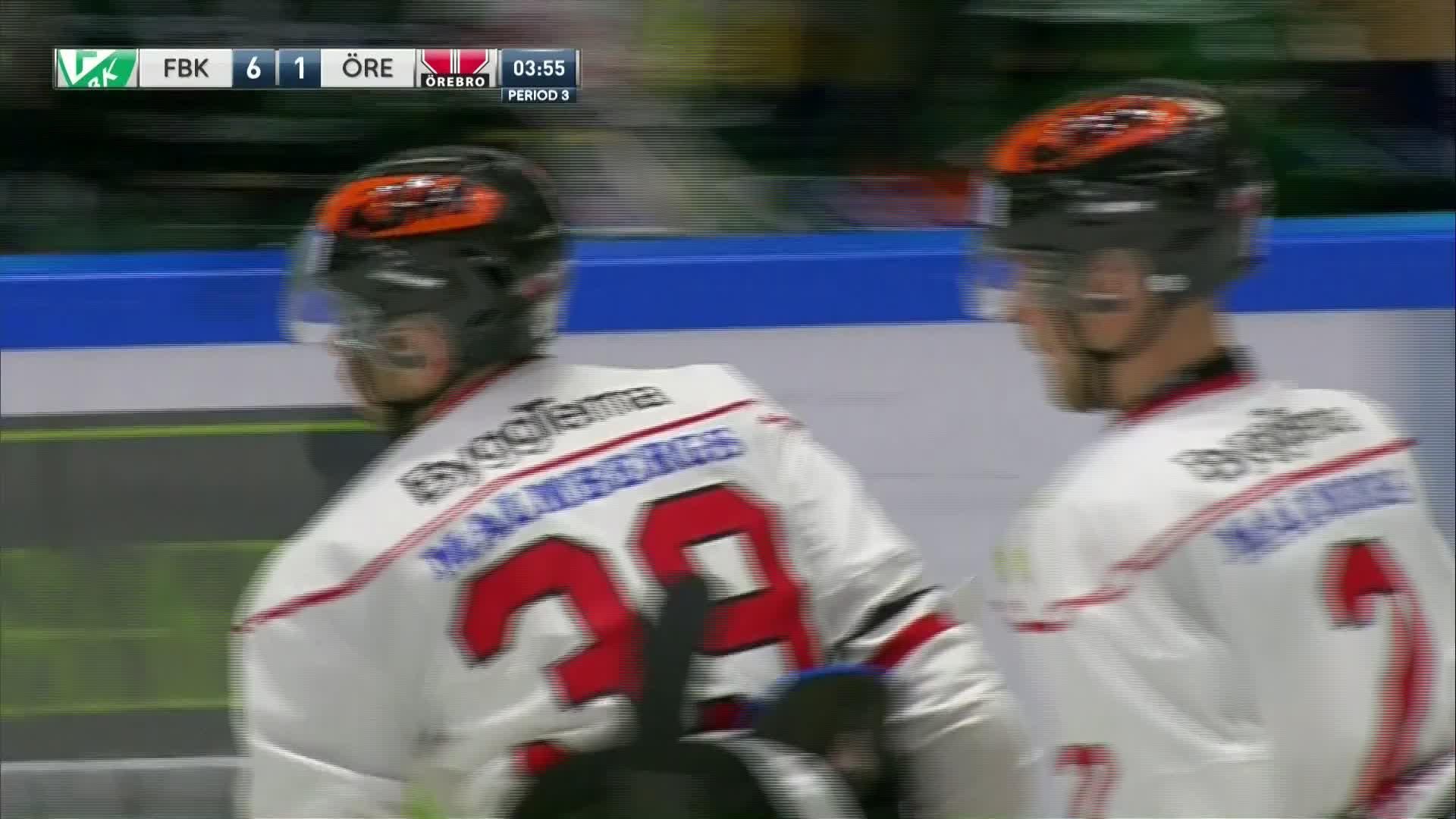 Färjestad BK - Örebro Hockey 6-1