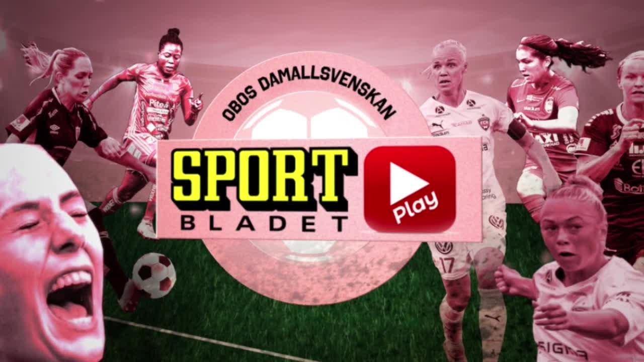 Highlights: Djurgården - Kristianstad 25 juli