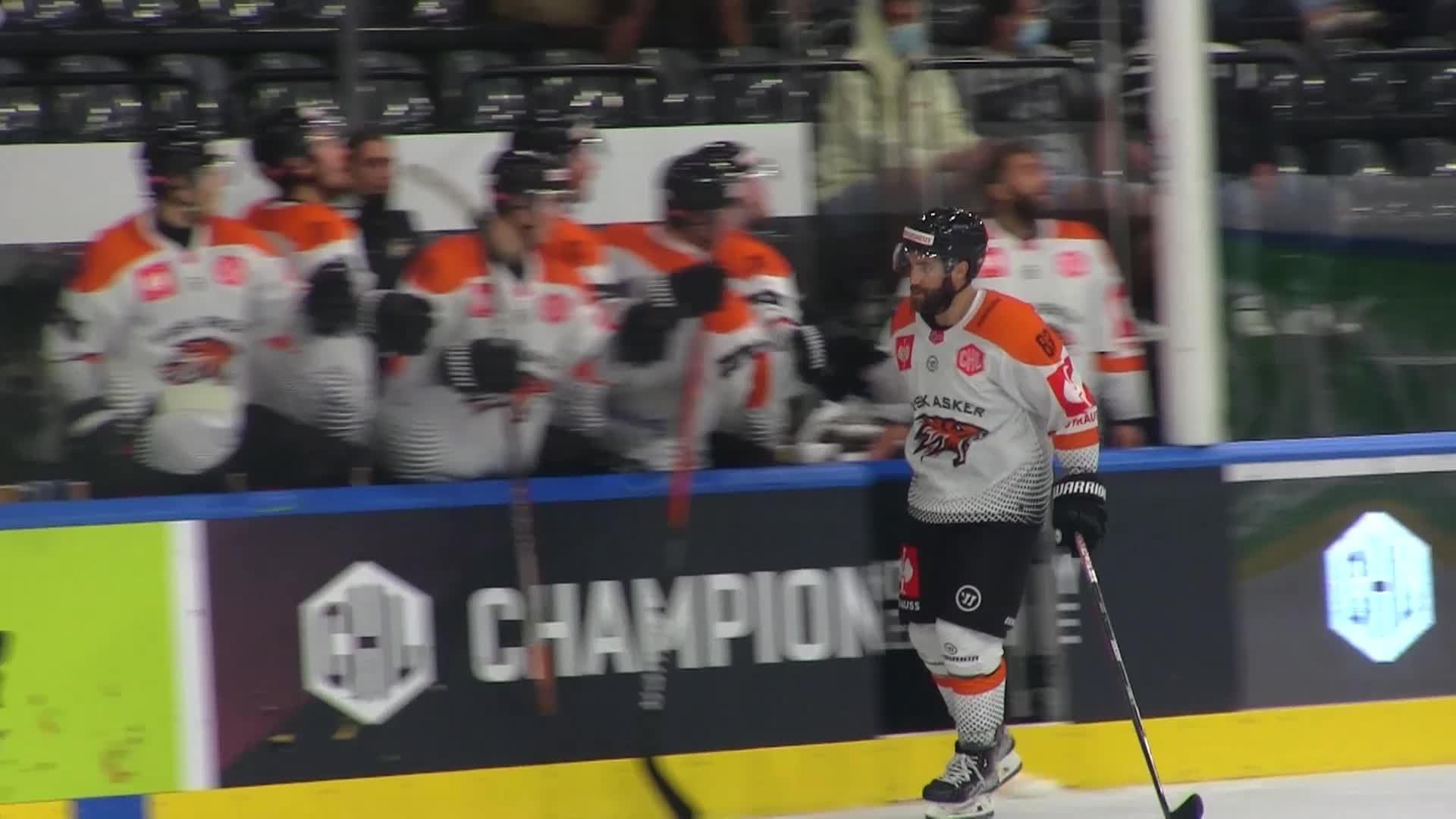 Seier mot HC Bolzano