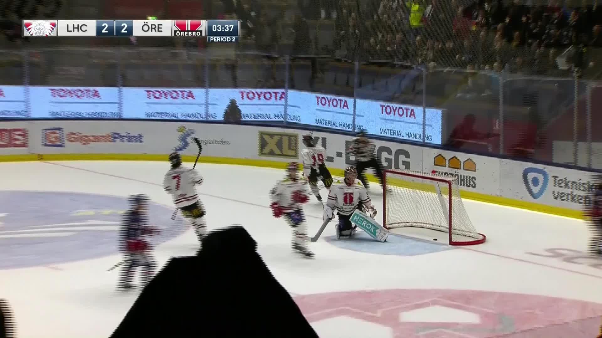 Linköping HC - Örebro Hockey 3-2
