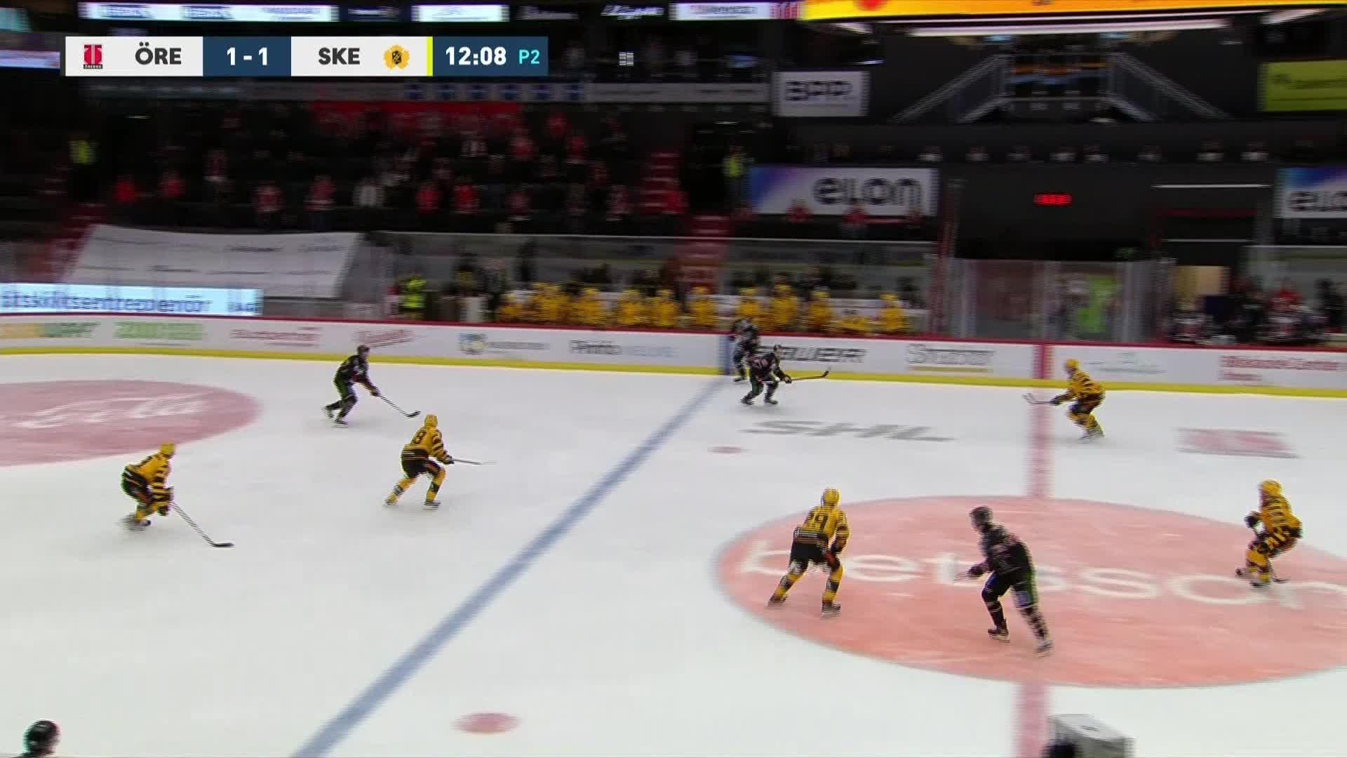 Örebro Hockey - Skellefteå AIK 2-1