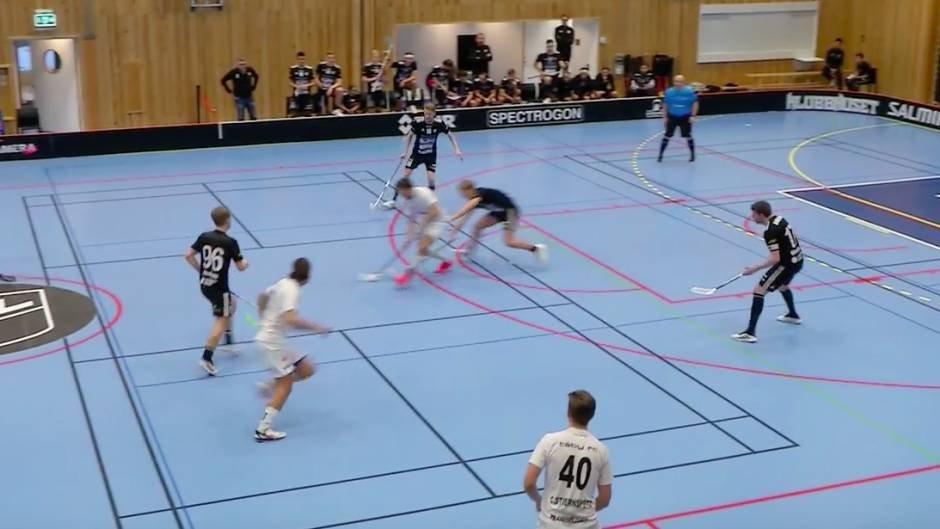 Highlights Allsv: Täby - Strängnäs