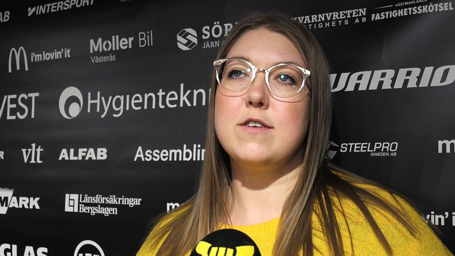 Vi som är Gulsvart - Möt Emma Eriksson