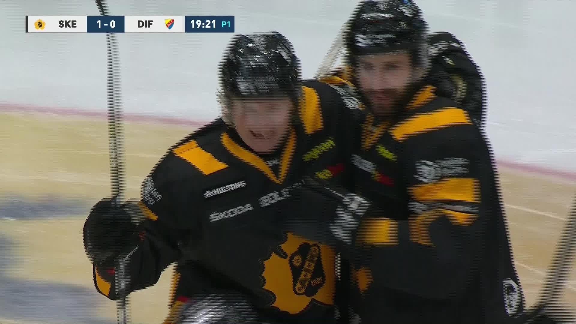 Skellefteå AIK - Djurgården Hockey 1-0