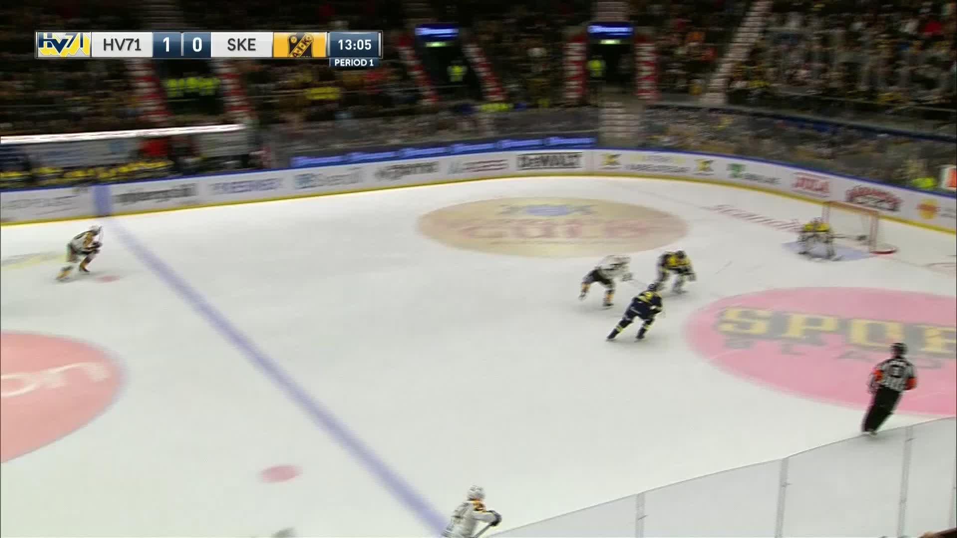 HV71 - Skellefteå AIK 1-1