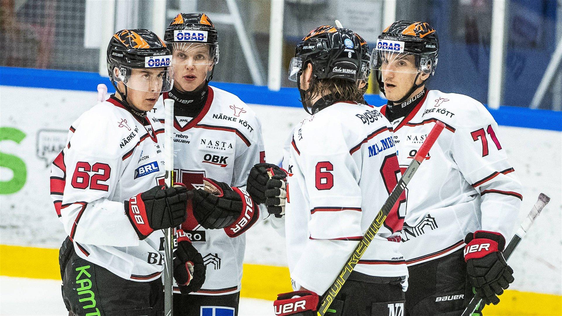 IK Oskarshamn - Örebro Hockey