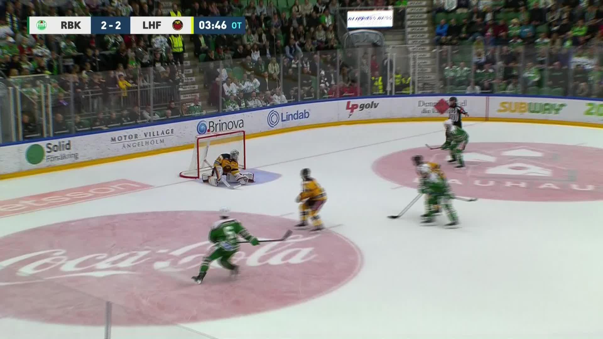 Rögle BK - Luleå Hockey 3-2